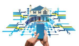 Regulierung eines Smarthomes via Handy