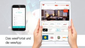 weePortal Handy und Tablet