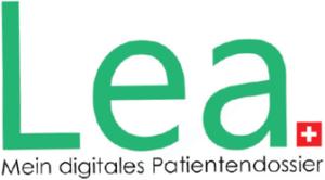 Lea Logo und Slogan