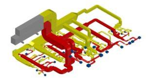 3D Kanalsystem