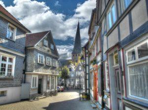 Altstadt Hattingen, Einzelhandel