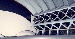 Architektur, schönes Gebäude
