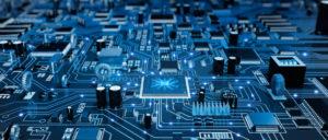 blockchain-energy-grid, Halbleiterchip