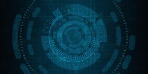 Digitalisierung Muster