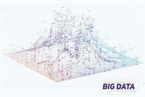 Big Data Berg Zahlen
