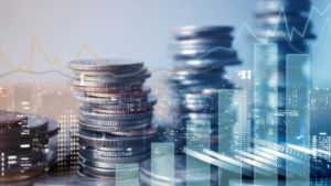 Finanzen Skyline