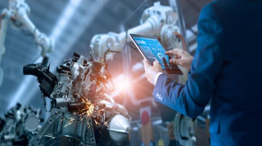 Ein Gespräch über Robotik und Digitalisierung im Gesundheitswesen