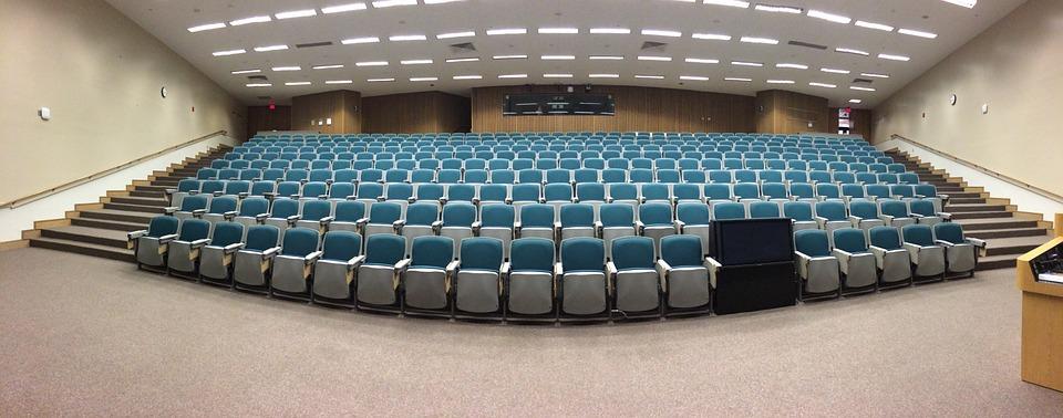 Hörsaal Uni
