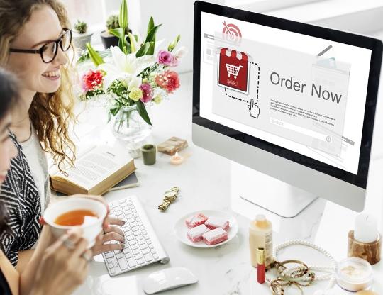 Webshop Website