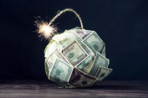 Geldbombe
