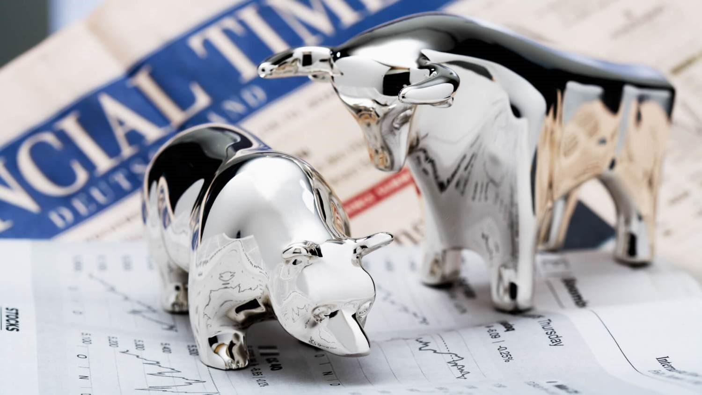Bull + Bear Stock exchange