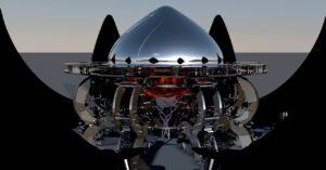 sience-fiction-autonomes Chip Fahrzeug